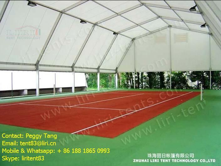 sport tent for tennis court