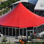 Luxury Outdoor Round Party Tents for Sale – Festival Tents Supplier