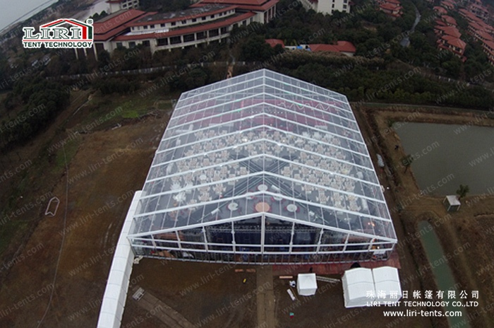 Liri 50m Transparent Tent for Annul Party (13)