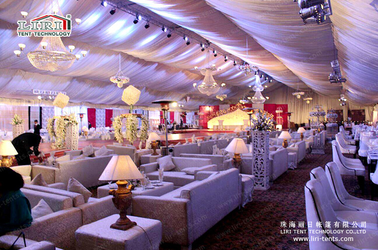 Liri Wedding Tent in Pakistan (6)