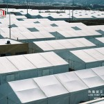 100 People Hajj Tent for Sale in China