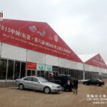 Large Exhibition Hall Marquee for Canton Fair from LIRI TENT Brand