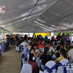 200 People Catering Canopy For Outdoor Party
