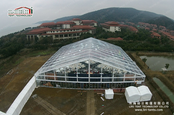 Liri 50m Transparent Tent for Annul Party (14)