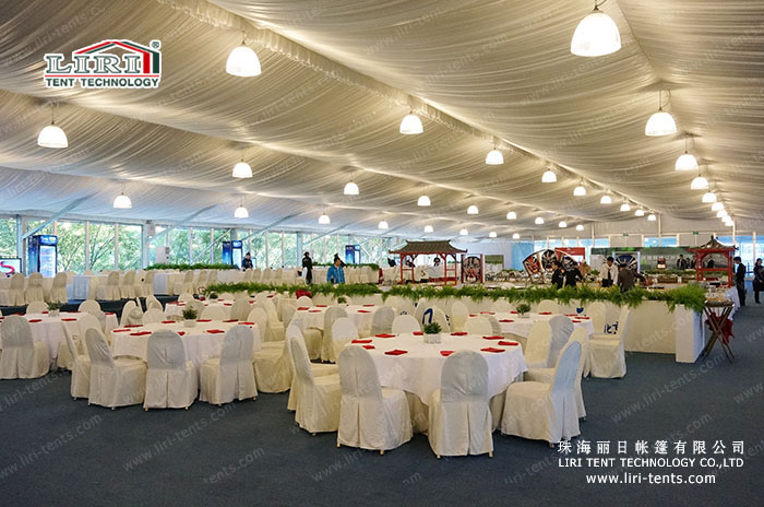 Outdoor Dining Event Tent for Party
