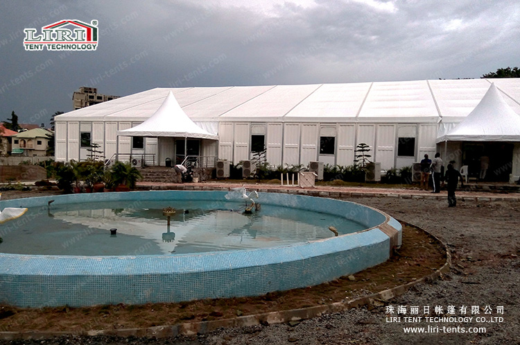Large Outdoor Hajj Church Tent