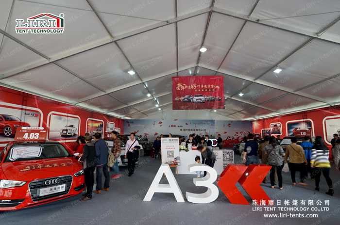 Liri Event Tent for Car Promotion Show (17)