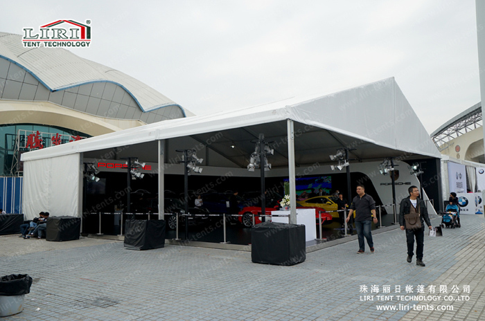 Liri Event Tent for Car Promotion Show (4)