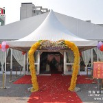 Outdoor Catering Hall for Wedding Event from LIRI TENT Canton Fair Supplier