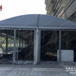 12m Small Dome Tent For Hajj Event In Dubai