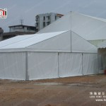 100 Seater Hajj Tent Factory in China