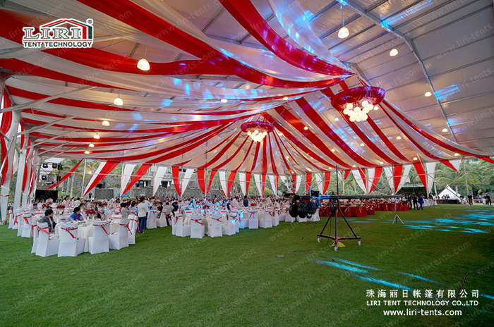 50n wide big marquee tent from Liri Tent (2)
