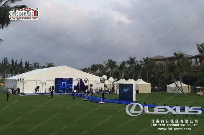 Large PVC Marquee Tent for Party Event
