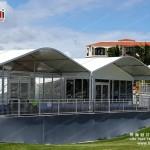 Arcum Marquee Tent for Sport Event
