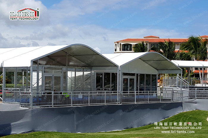 Arcum Marquee Tent for Sport Event
