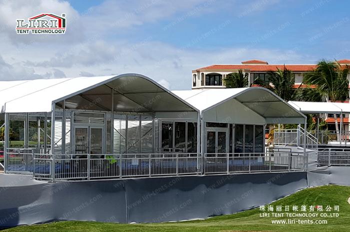 Liri Tent for Puerto Rico Open PGA Golf Tour (34)