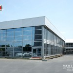 Double Decker Tent With Glass wall Manufacturer China