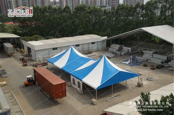 Multi High Peak Tent for Outdoor Party Event