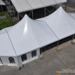 High Peak Polygon Tent for Wedding Party and Events