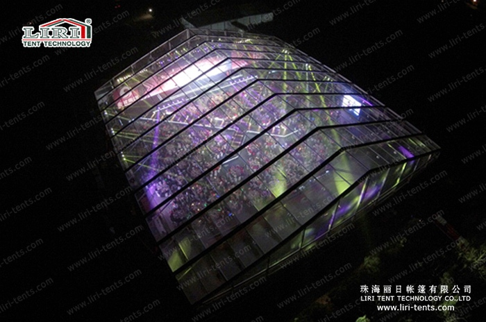 50m wide clear tent for event party from Liri Tent (42)