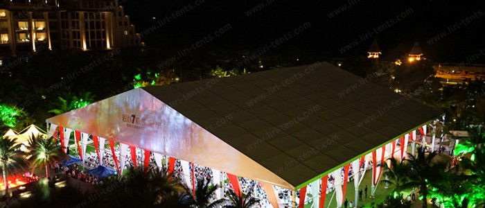 Large Capacity Marquee Tent for Mucial Concert