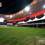 Luxury Two Flooring High Peak Tent For Event