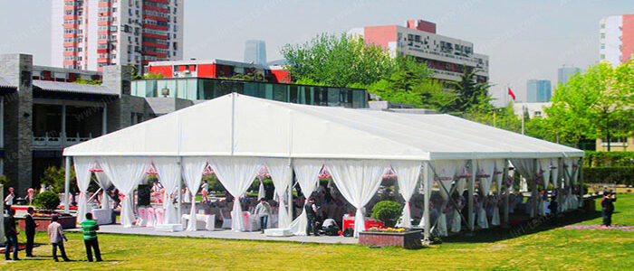 Hot Sale Outdoor 1000 People Party Marquee Vendor from Liri Tent