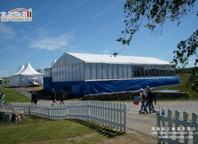 200 People Marquee Tent in Europe