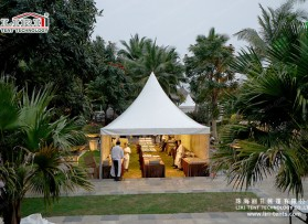 6M x 6M Marquee Tent for Event