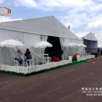 Hot Sale Luxury 500 Seating Party Marquee Vendor from Liri Tent