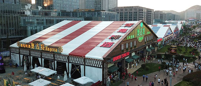 Beer Festival Tent 40M×60M Large Marquee Tent For Sale
